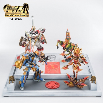 OPEN COURSE GROUP A CHAMPION -GBWC2019 FINALIST-