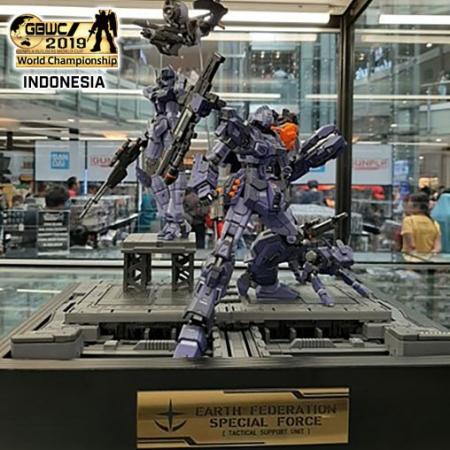 アース フェデレイション スペシャル フォース(タクティカル ユニット