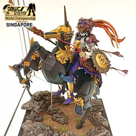 M.Y.T.S Doll Sarah (Rider Mode)