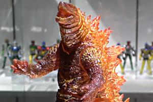 S.H.MonsterArts バーニング・ゴジラ(2019)t (2)
