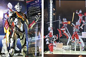 TSUBURAYA CONVENTION 2019でウルトラマンの新作プラモデルやフィギュア多数展示t