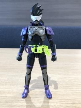 Figure-rise Standard 仮面ライダーゲンム テストショットレビュー (4)
