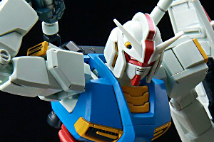 HG ガンダムG40 (Industrial Design Ver.)t (5)