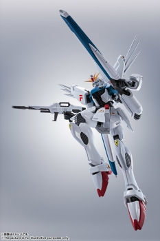 ROBOT魂 ガンダムF91 EVOLUTION-SPEC (12)