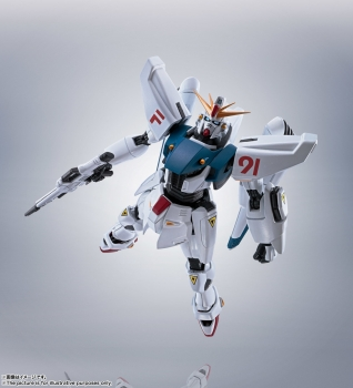 ROBOT魂 ガンダムF91 EVOLUTION-SPEC (4)