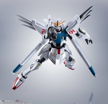 ROBOT魂 ガンダムF91 EVOLUTION-SPEC (6)