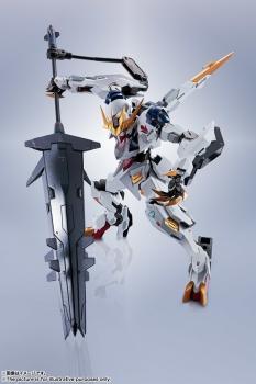 METAL ROBOT魂 ガンダムバルバトスルプスレクス (15)