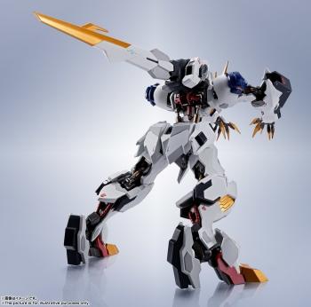 METAL ROBOT魂 ガンダムバルバトスルプスレクス (16)