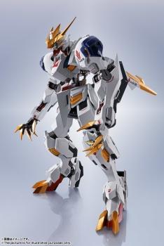 METAL ROBOT魂 ガンダムバルバトスルプスレクス (17)
