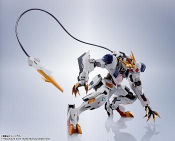 METAL ROBOT魂 ガンダムバルバトスルプスレクス (7)