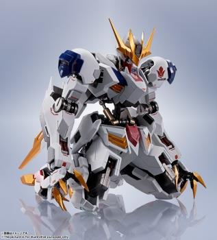 METAL ROBOT魂 ガンダムバルバトスルプスレクス (10)
