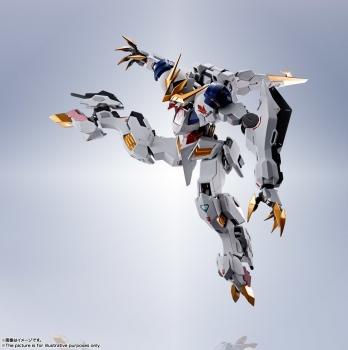 METAL ROBOT魂 ガンダムバルバトスルプスレクス (11)