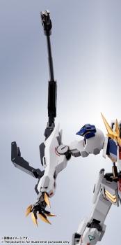 METAL ROBOT魂 ガンダムバルバトスルプスレクス (12)