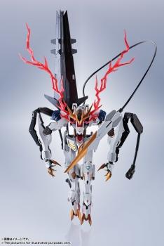 METAL ROBOT魂 ガンダムバルバトスルプスレクス (3)
