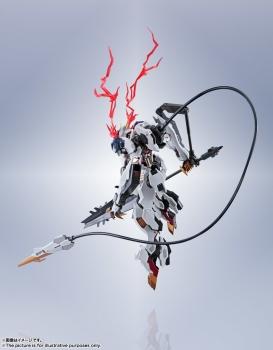 METAL ROBOT魂 ガンダムバルバトスルプスレクス (4)