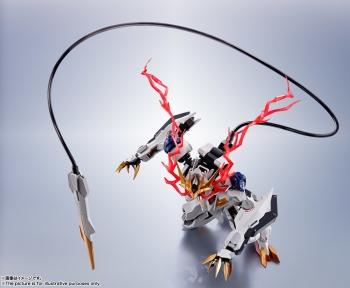 METAL ROBOT魂 ガンダムバルバトスルプスレクス (5)
