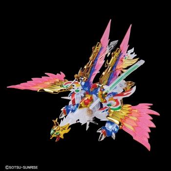 LEGENDBB ガンダムベース限定 飛駆鳥大将軍 [クリアカラー] (8)