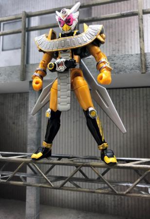 装動 仮面ライダーゼロワン AI 05に仮面ライダージオウ オーマフォーム収録、カッシーンも再録 (2)