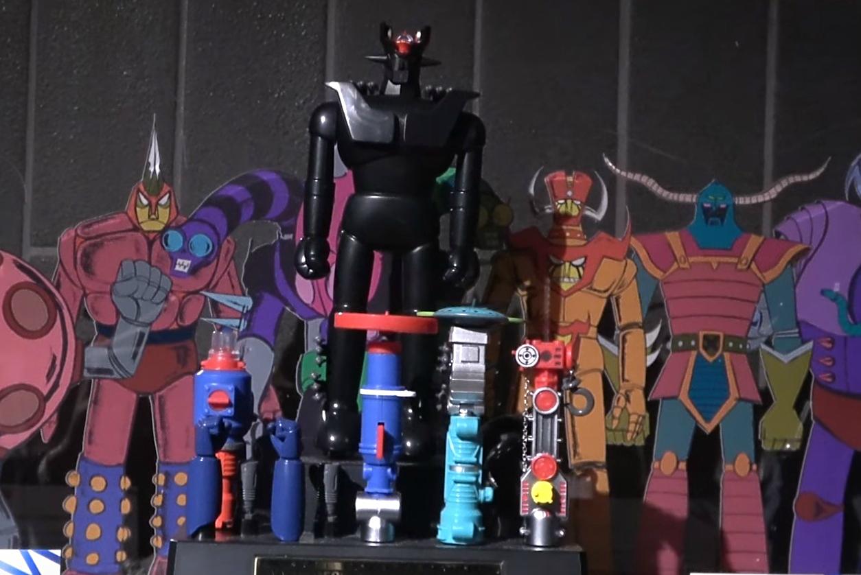 超合金魂 GX-XX01 D.C.シリーズ対応 XX計画ひみつ超兵器セット01