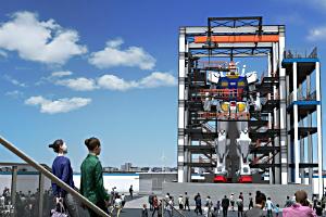 「GUNDAM FACTORY YOKOHAMA」、横浜・山下ふ頭に、2020年10月1日オープンt