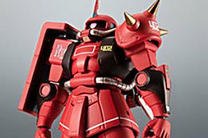 ROBOT魂 <SIDE MS> ジョニー・ライデン専用高機動型ザクII vert