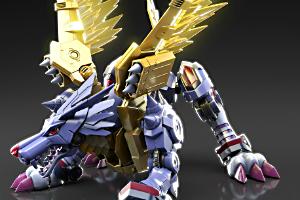 Figure-rise Standard メタルガルルモン(AMPLIFIED)t