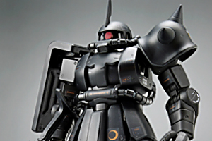 THE BEYOND GUNPLA 40th EDITION THE BEYOND X MS-06LS ZAKU II vert