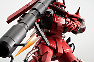 ROBOT魂 <SIDE MS> ジョニー・ライデン専用高機動型ザクII vert2