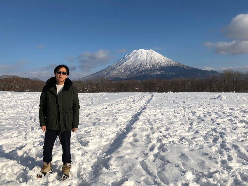 トニーさん@北海道