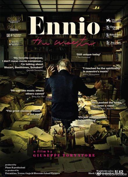 「Ennio: The Maestro」