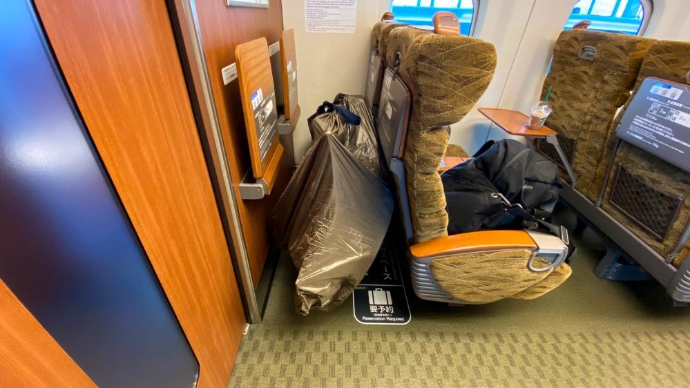 特大荷物スペースつき座席-7