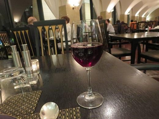 ワイン、少ねぇ~