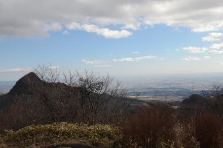 榛名富士頂上からの風景2
