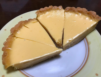 191118pudding Tart