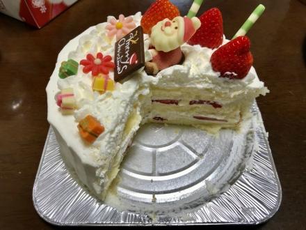 191224Christmas cake (2)