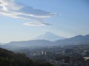 2019/12/1弘法山公園から国道246まで