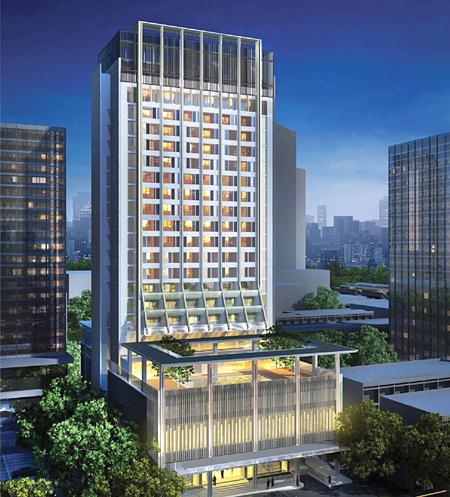 北陸に初めてのヒルトンホテル、ダブルツリー富山が開業へ2022年