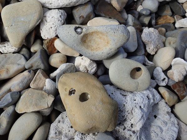 海岸の石笛01