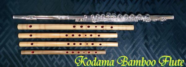 Kodama Bamboo Flute