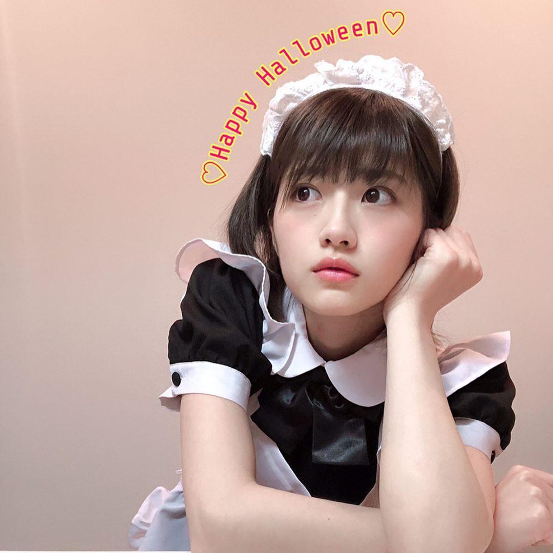 若月佑美 ハロウィン2