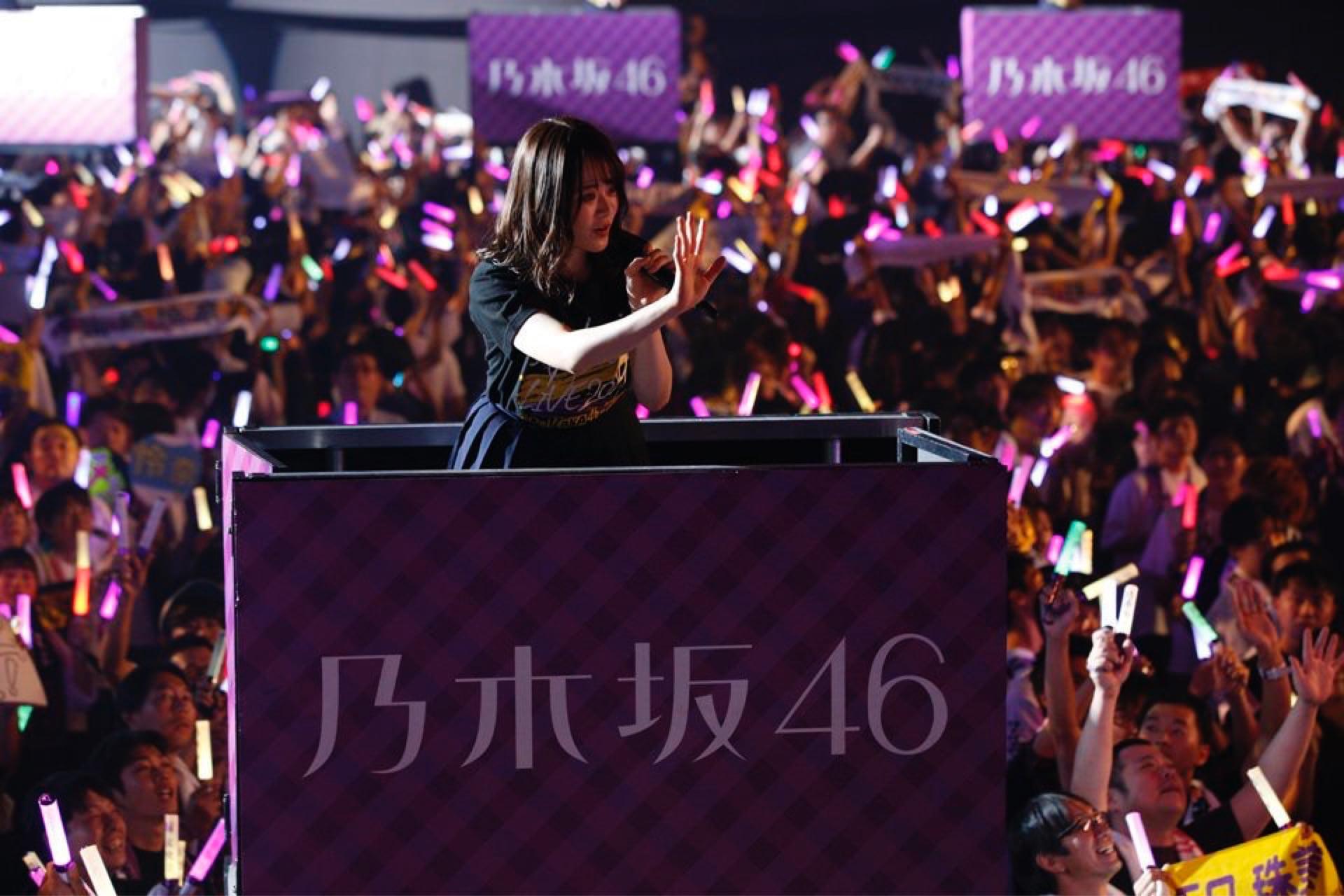 山崎怜奈 選挙ですか?
