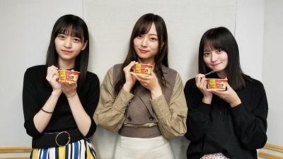 乃木坂46の「の」 金川紗耶 梅澤美波 遠藤さくら