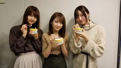 乃木坂46の「の」中村麗乃 秋元真夏 梅澤美波