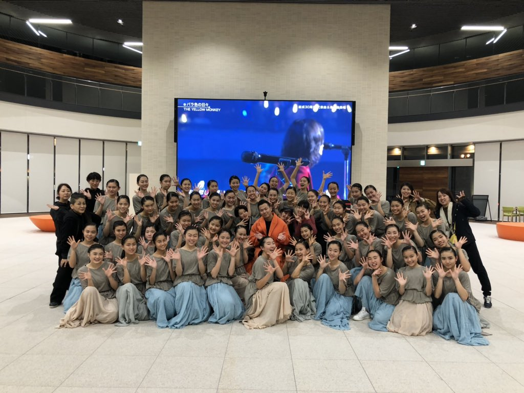 Seishiro ベストヒット歌謡祭2019 乃木坂46『Sing Out!』 樟蔭中学校・高等学校ダンス部