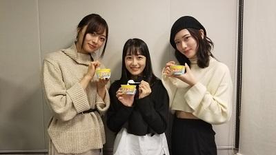 乃木坂46の「の」 梅澤美波 向井葉月 伊藤純奈