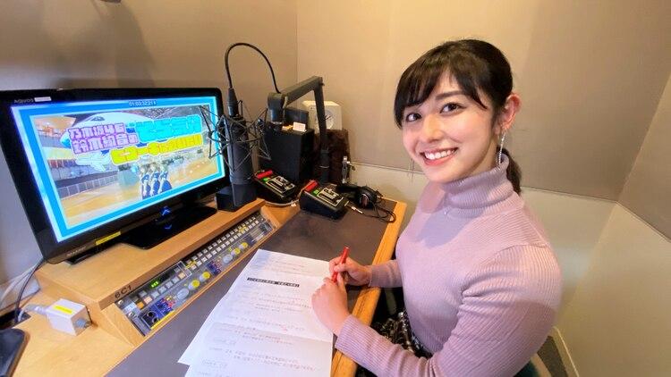 乃木坂46 鈴木絢音の『そら気分~ヒコーキに会いたい!!』 斎藤ちはるアナウンサー