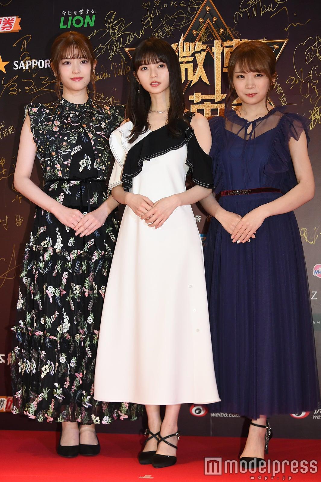 乃木坂46 WEIBO Account Festival in Japan 2018