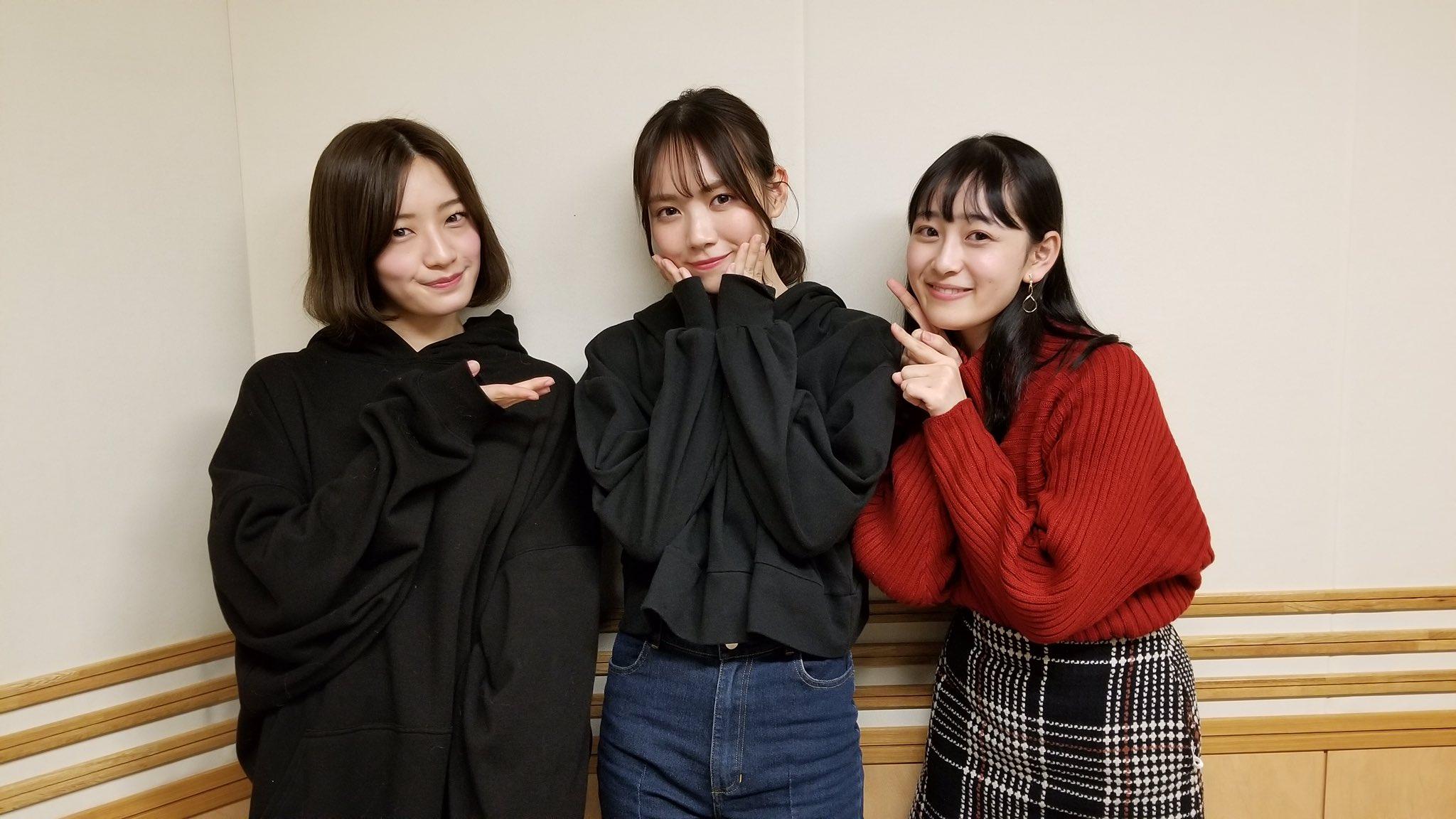乃木坂46の「の」 中田花奈 田村真佑 向井葉月