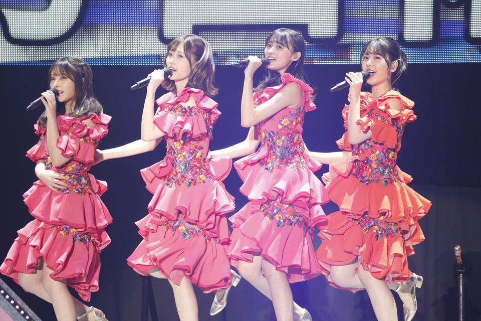 乃木坂46 3・4期生ライブ エース