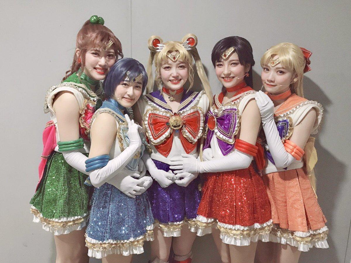 乃木坂46版ミュージカル セーラームーン 上海公演